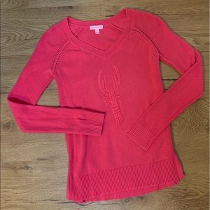 LILLY PULITZER| BUTTER ME UP AZALEA SWEATER